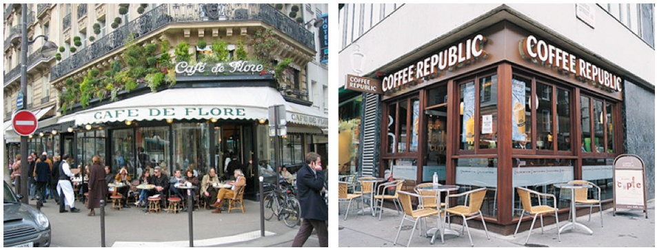 Cafe de Flore Coffee Shop