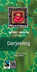 The Mystique Darjeering